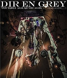 TOUR2011 AGE QUOD AGIS Vol.2 [U.S. & Japan]【通常盤:Blu-ray】