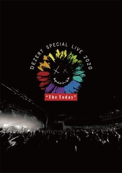 """DEZERT SPECIAL LIVE 2020 """"The Today""""【通常盤(Blu-ray)】"""