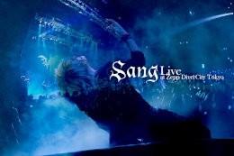 Sang Live at Zepp DiverCity Tokyo【通常盤】