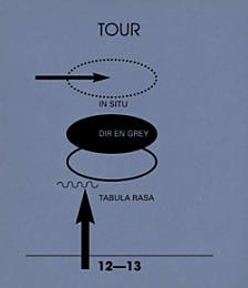TOUR12-13 IN SITU-TABULA RASA【通常盤:Blu-ray】