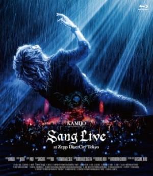 Sang Live at Zepp DiverCity Tokyo【初回生産限定盤】