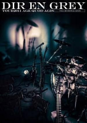 TOUR2011 AGE QUOD AGIS Vol.1 [Europe & Japan]【通常盤:DVD】