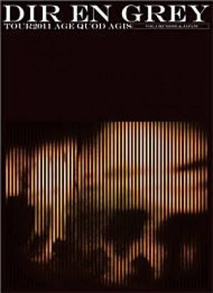 TOUR2011 AGE QUOD AGIS Vol.1 [Europe & Japan]【初回限定盤】