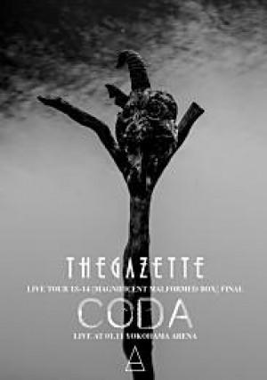 the GazettE LIVE TOUR 13-14 [MAGNIFICENT MALFORMED BOX]FINAL CODA LIVE AT 01.11 YOKOHAMA ARENA【通常盤】