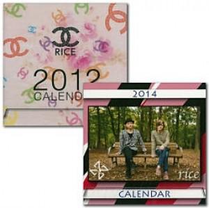 2012年カレンダー【CD:SWEET盤】&2014年カレンダーセット
