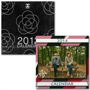 2012年カレンダー【CD:MODE盤】&2014年カレンダーセット